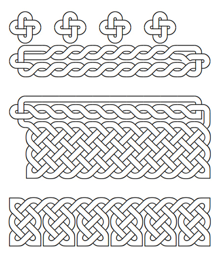 Celtic Knot Designs Free Printable Literary Spring