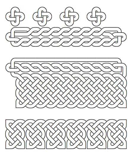 Printable Celtic Knot Designs