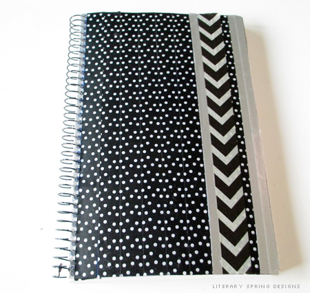 DIY Notebook Upcycle